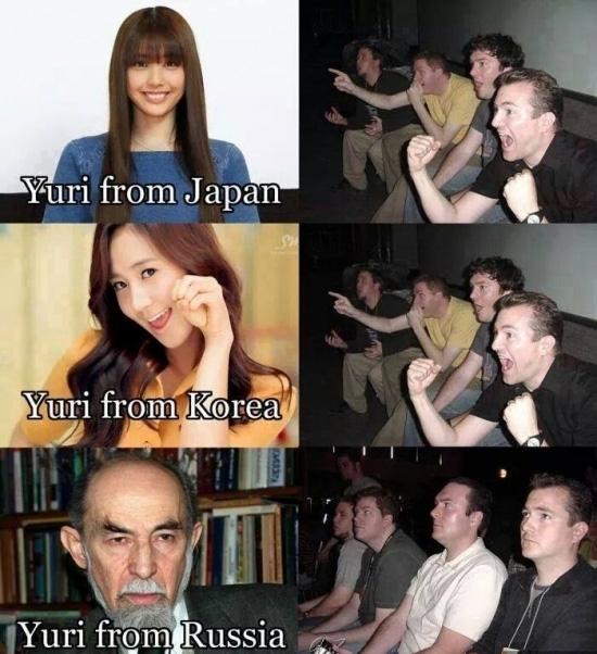 Otros - Si conoces a una tal Yuri de Rusia, ten cuidado