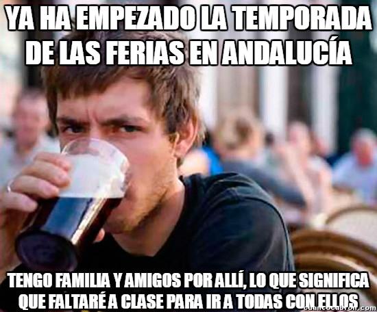 Universitario_experimentado - De feria en feria por Andalucía