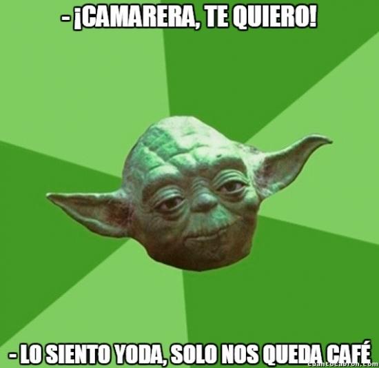 Consejos_yoda_da - Yoda lo tiene muy difícil para declarar su amor