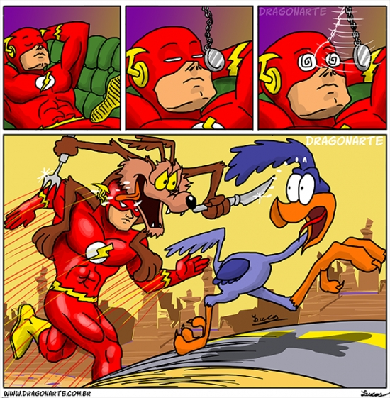 Otros - Una misión que solo Flash podría cumplir