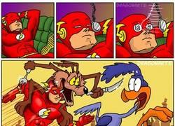 Enlace a Una misión que solo Flash podría cumplir