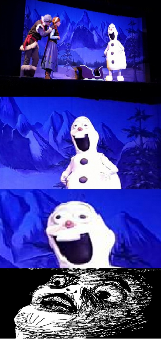 Inglip - No volveré a ver Frozen con los mismos ojos
