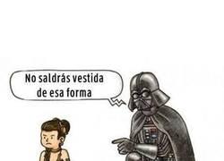 Enlace a La historia detrás de Star Wars