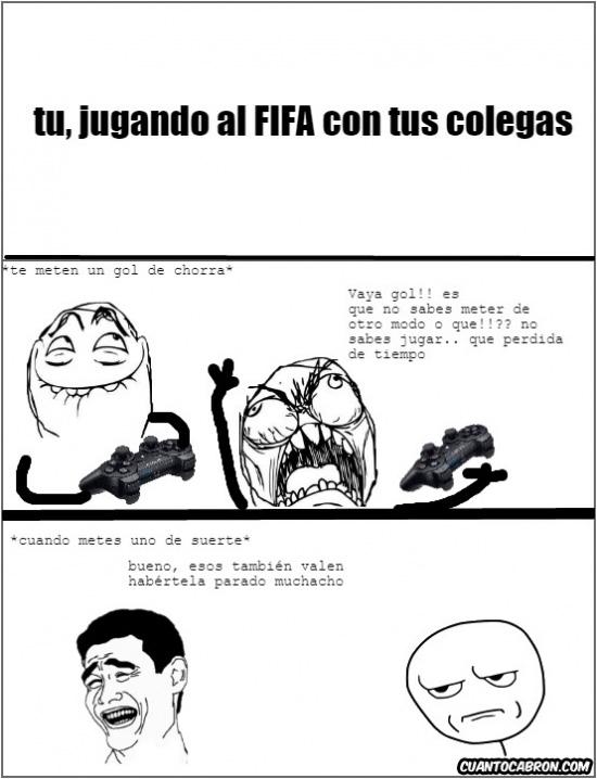 Kidding_me - La misma historia de siempre con el FIFA