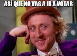 Enlace a Si no votas, no te quejes