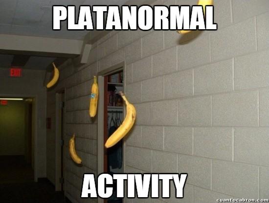 Meme_otros - En mi casa pasan ciertos fenómenos paranormales que no soy capaz de explicar