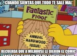 Enlace a Bad Luck Milhouse