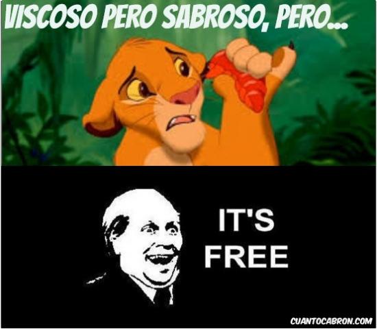 Its_free - A veces hay que verle lo bueno a las cosas