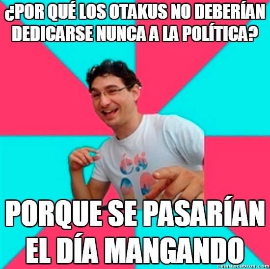 Bad_joke_deivid - Y lamentablemente ya hay demasiados mangantes en política