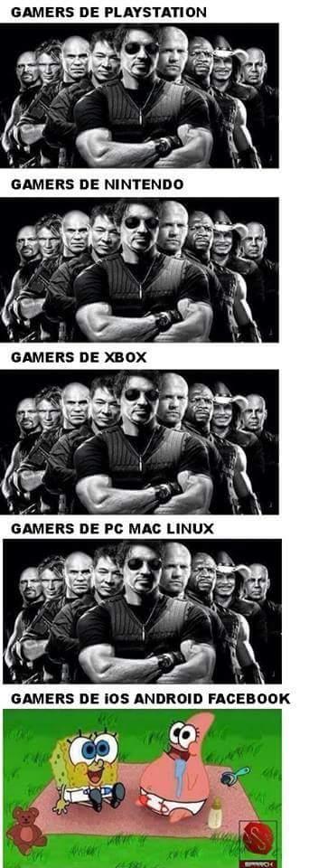 Otros - En la única cosa en que todos los gamers estaremos de acuerdo