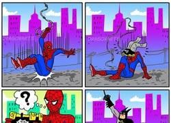 Enlace a Y por eso es mejor que no hayan más de dos superhéroes en la misma ciudad