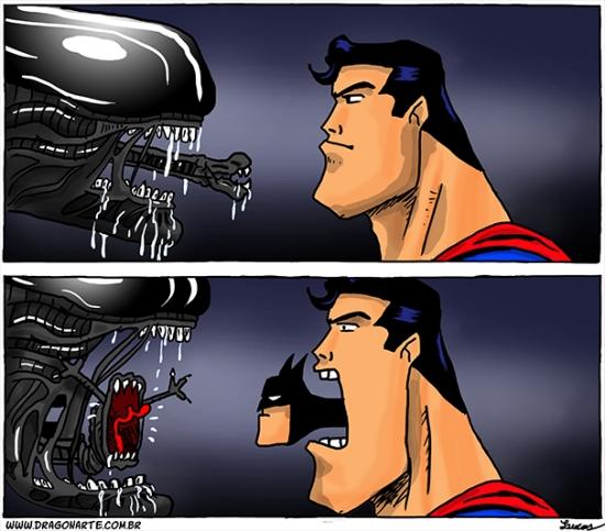 Otros - Si hay algo más terrorífico que los xenomorfos de Alien es...