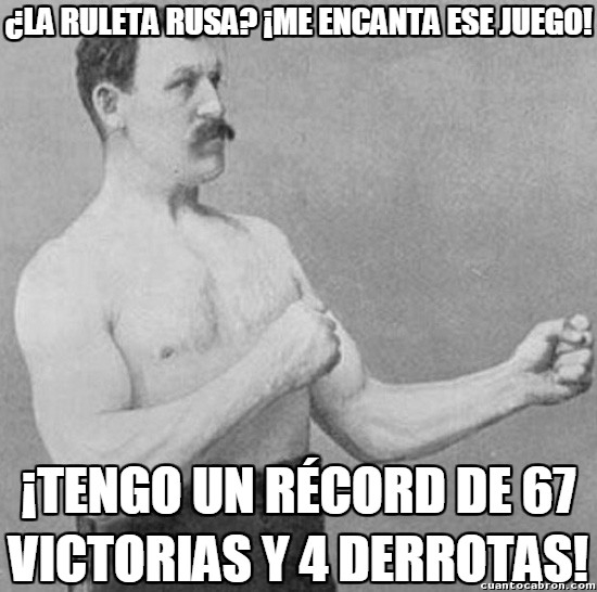 Overly_manly_man - El juego favorito de Overly Manly Man