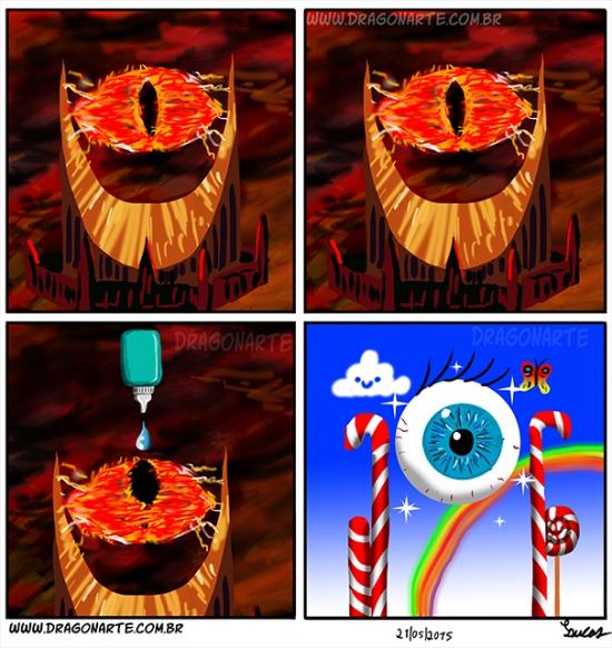 Otros - Es que un ojo irritado es muy doloroso