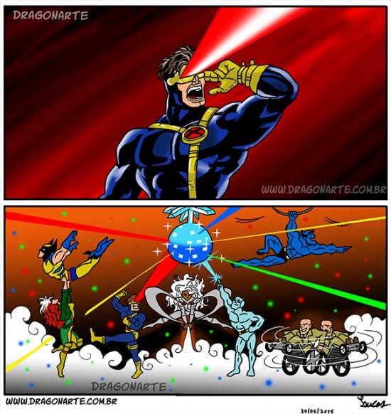 Otros - El mejor uso que un superhéroe le puede dar a sus poderes