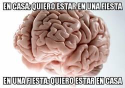 Enlace a ¡Maldito Cerebro! ¡Déjame ser social!