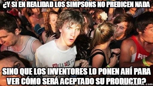 Momento_lucidez - Los Simpson, ¿el laboratorio sociológico del mundo?