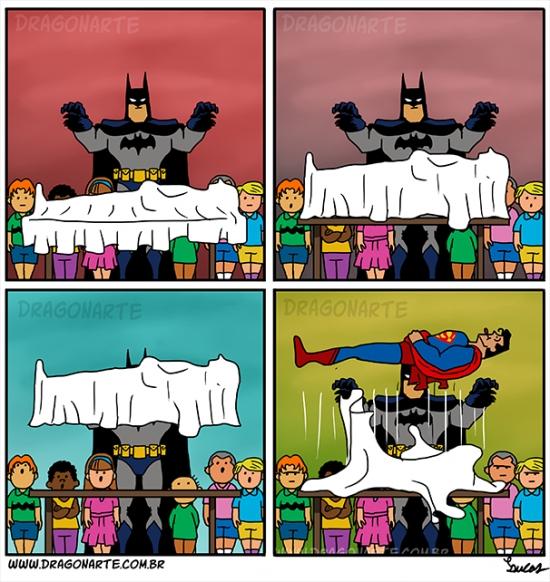 Otros - Batman no sería un buen mago