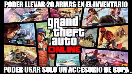 Meme_otros - La lógica del Grand Theft Auto