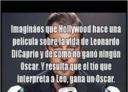 Enlace a ¡Leonardo DiCaprio se merece un Oscar!