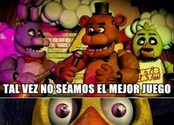 Enlace a El lado solidario y caritativo de Five Nights at Freddy's