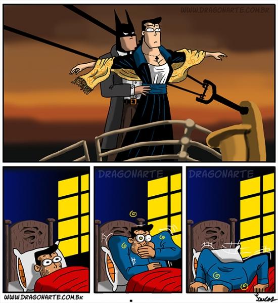 Otros - Superman y sus sueños cada día más perturbadores