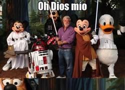 Enlace a George Lucas ya no es el mismo