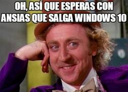 Enlace a ¡Al diablo con Windows 10!
