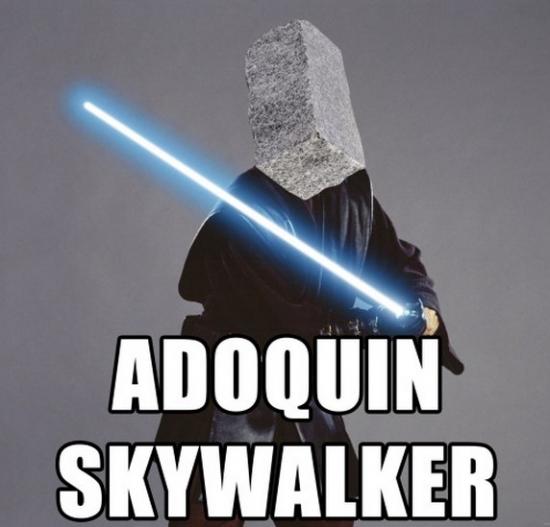 Meme_otros - El Jedi más caradura de toda la galaxia