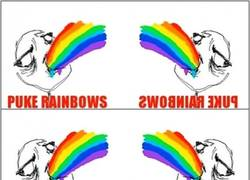 Enlace a Así nacen los arcoíris