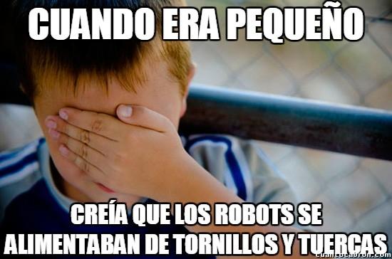 Confession_kid - Mi concepto infantil de la alimentación robótica