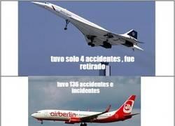 Enlace a Tal vez fuimos un poco injustos con el Concorde