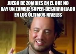 Enlace a Pocas cosas hay más predecibles que un juego de zombies