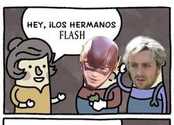 Enlace a Los hermanos Flash