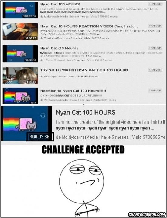 Challenge_accepted - ¿Quieres volverte completamente loco?