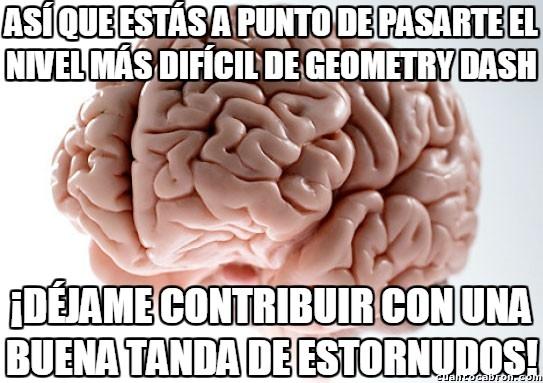 Cerebro_troll - El cerebro siempre está ahí para ayudarte
