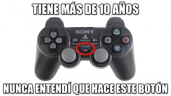 Meme_otros - La verdadera duda entre los usuarios de Playstation