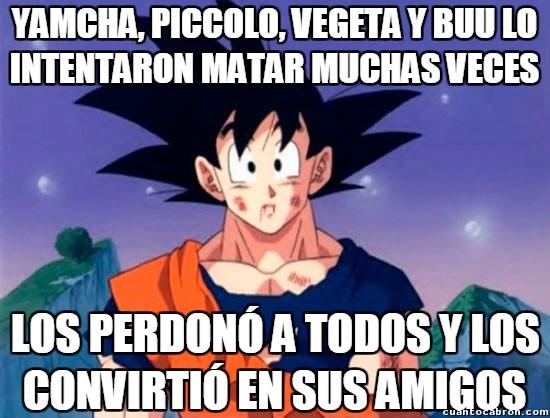 Son_goku - Goku tan inocente como siempre
