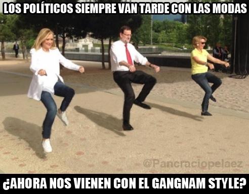 Meme_otros - Los políticos siempre van tarde con las modas