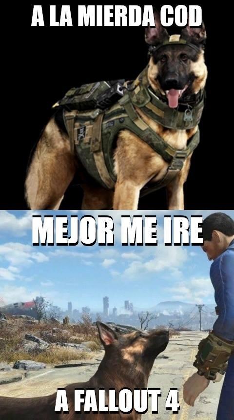 Meme_otros - El perro guardián quería un cambio