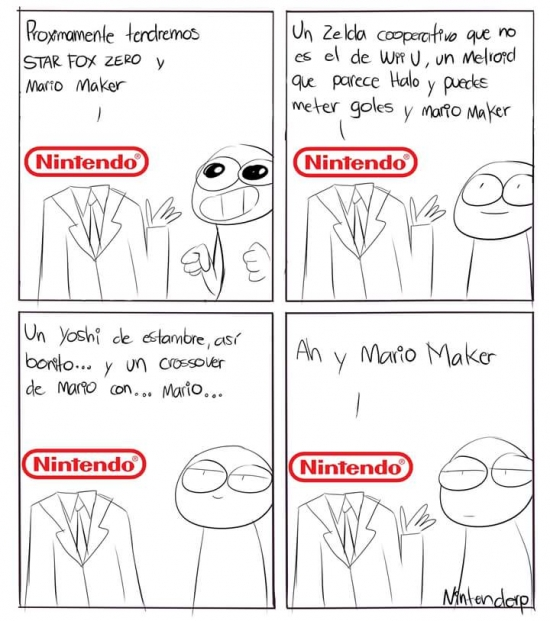 Otros - Mientras tanto Nintendo en la E3