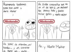 Enlace a Mientras tanto Nintendo en la E3
