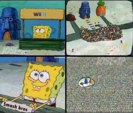 Otros - Y así fue cómo aumentaron las ventas de la WiiU