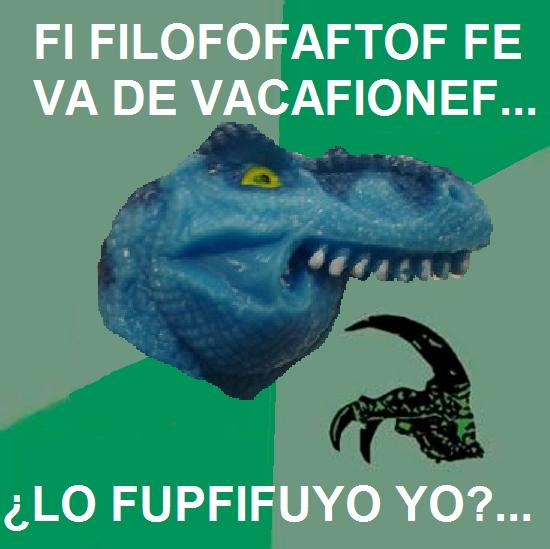 Meme_otros - Filosoforaptor pilla vacaciones en Agosto, ¿quién lo sustituirá?