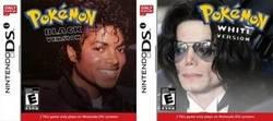 Enlace a Michael Jackson, versión Pokémon