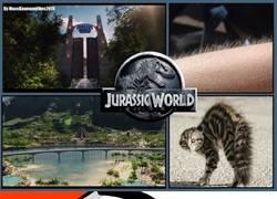 Enlace a ¡Este momento Nostálgico, Glorioso e Inolvidable cuando abren las puertas de Jurassic World!