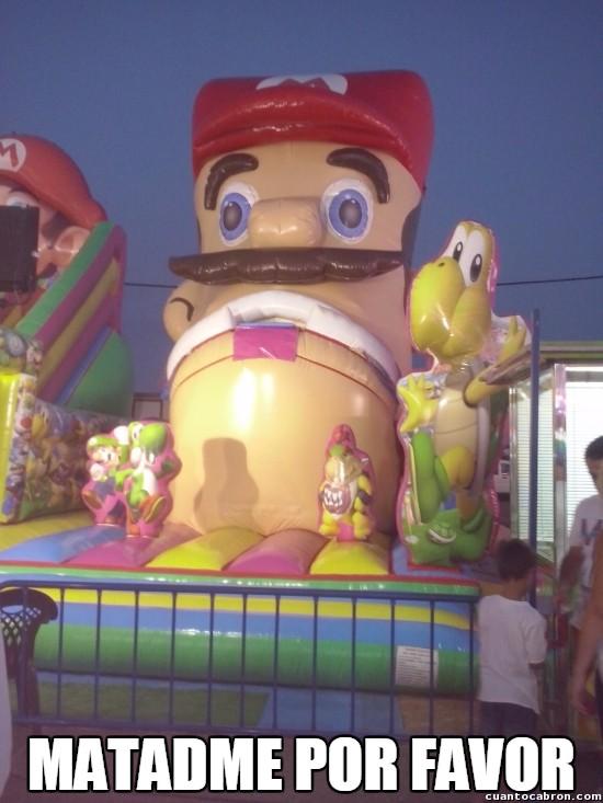 Meme_otros - Mario amorfo
