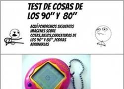 Enlace a ¿Recuerdas el nombre exacto de todas estas cosas de los años 80 y 90?