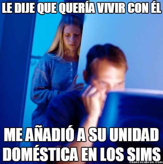 Marido_internet - Hay que ser todo un gamer