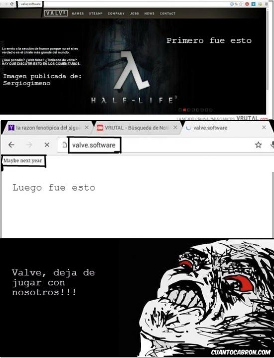 Inglip - Valve, ¡eso no se hace!